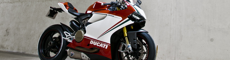 Ducati 1199S Panigale Tricolore