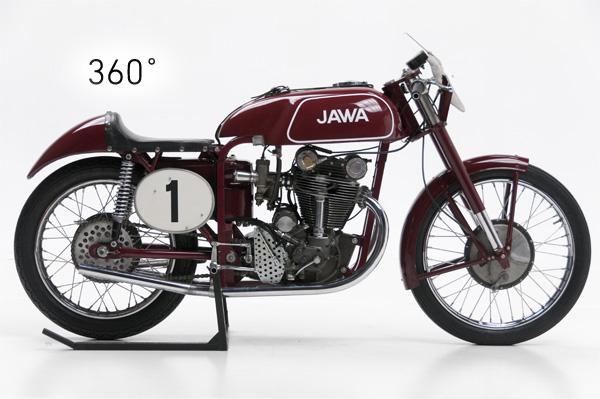 Jawa Z 15 Racer